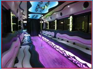 Party Bus, Bus Rental Services in Las Vegas, NV